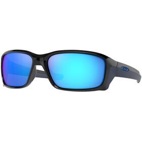 Oakley Straightlink Sunglasses Men polished black/prizm sapphire